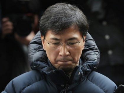 "Former South Korean presidential contender Ahn Hee-jung denied rape accusations by the two women, saying he had ""consensual"" sex with both"