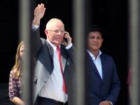 Peru's embattled president Kuczynski announces resignation
