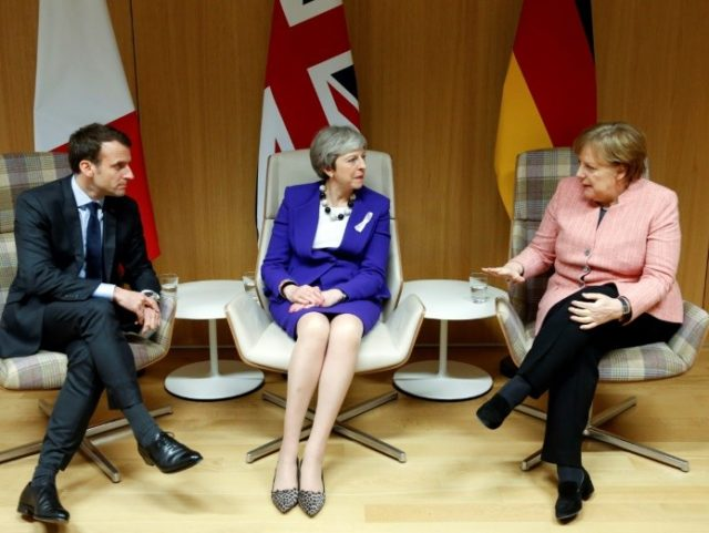 France and Germany, as well as the United States, offered early backing for the conclusion that Moscow was to blame for a nerve agent attack in England