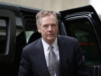 US Trade Representative Robert Lighthizer had good news for the EU, telling lawmakers on Thursday that President Donald Trump had agreed to temporarily exempt them from aluminium and steel tariffs