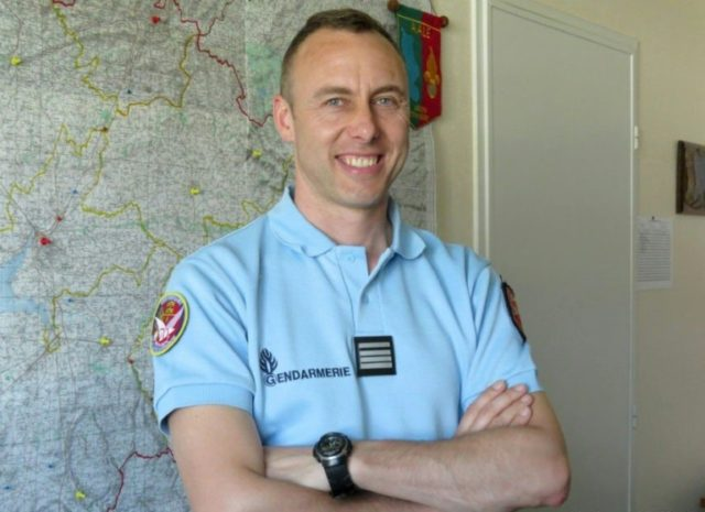 Arnaud Beltrame's family said he was always putting other people before himself