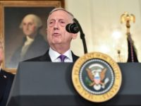 US President Donald Trump invited Defense Secretary Jim Mattis to speak about the budget, but Mattis has shunned much publicity
