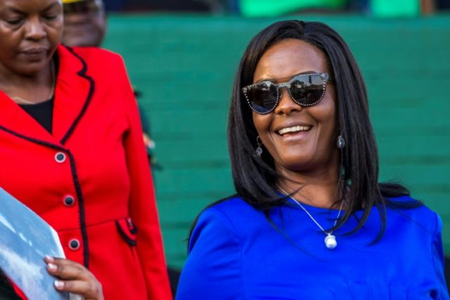 Mugabe's wife Grace under probe for ivory smuggling