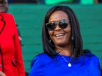 """Zimbabwe's former first lady Grace Mugabe allegedly """"spirited large consignments of ivory to China, the United Arab Emirates and the United States"""""""