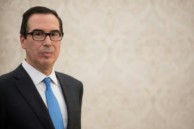US unafraid of trade war, will proceed with China tariffs: Mnuchin