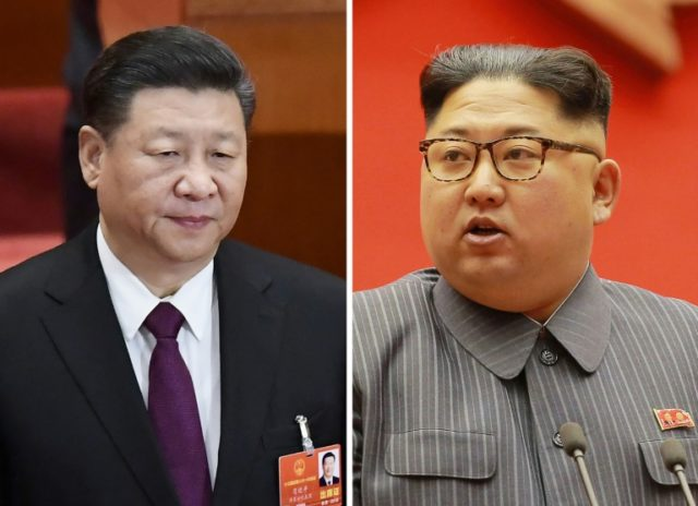 Stocks were unmoved but the won rose after confirmation that North Korean leader Kim Jong Un had visited Beijing this week to meet President Xi Jinping, saying he was 'committed to denuclearisation'