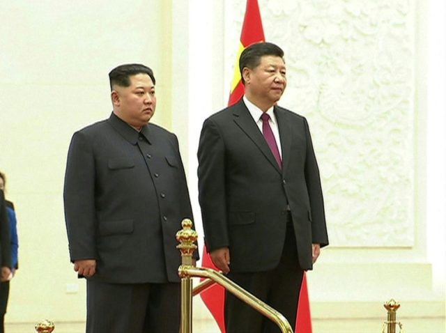 Kim's meeting with Xi brings Beijing back onto the diplomatic centre stage