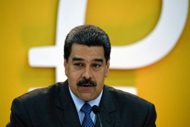Venezuela's President Nicolas Maduro launched the oil-backed petro on February 20, putting 38.4 million units of the world's first state-backed digital currency on private pre-sale