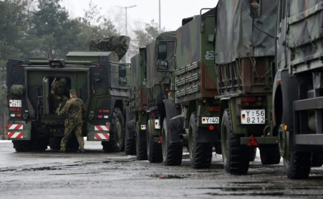 EU tackles tank transport troubles in face of Russia threat