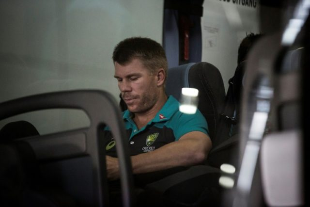 David Warner has never been far from controversy during his Australia career