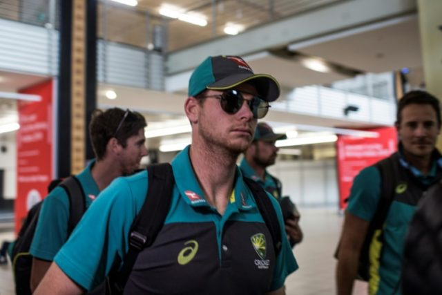 Australia send disgraced trio home, Warner loses IPL captaincy