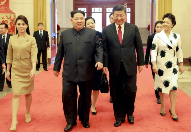 Kim Jong Un had never met a foreign leader before, and the secrecy around his Beijing trip allowed both countries to stage manage any potential embarrassing errors