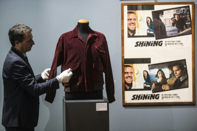 Stanley Kubrick auction in Italy fetches 90,000 euros