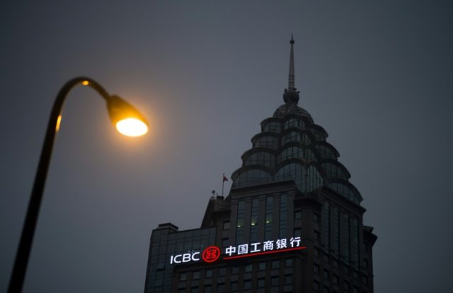 China's big banks escape profit doldrums
