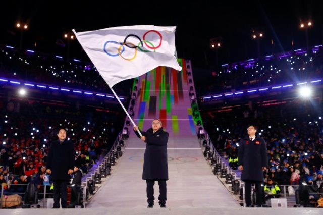 IOC chief heads to Pyongyang: reports