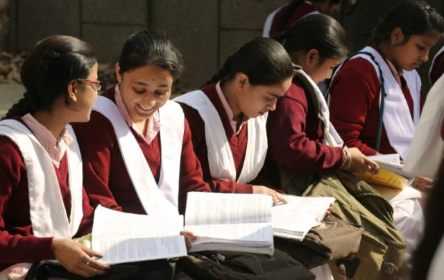 Millions of Indian high school students will have to resit their exams after the papers were leaked