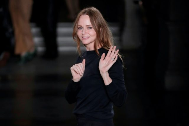British fashion designer Stella McCartney has agreed to buy French luxury fashion group Kering's 50-percent stake in the fashion label that bears her name