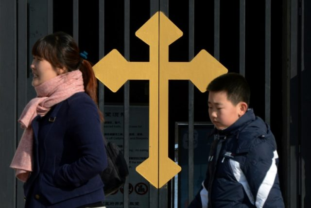 Beijing and the Vatican severed diplomatic relations in 1951 and although ties have improved as China's Catholic population grows, they have remained at odds over the appointment of bishops