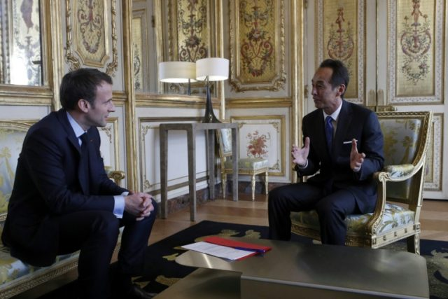 Emmanuel Macron wants to make France an AI hub