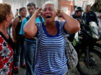 Anger mounts over Venezuela jail fire that kills 68