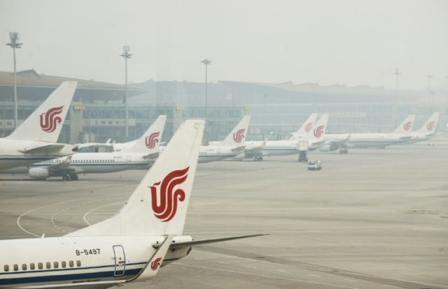 Air China's passenger revenue climbed 6.2 percent in 2017