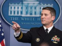 Trump ousts Veterans Affairs chief, taps WH doctor to replace him