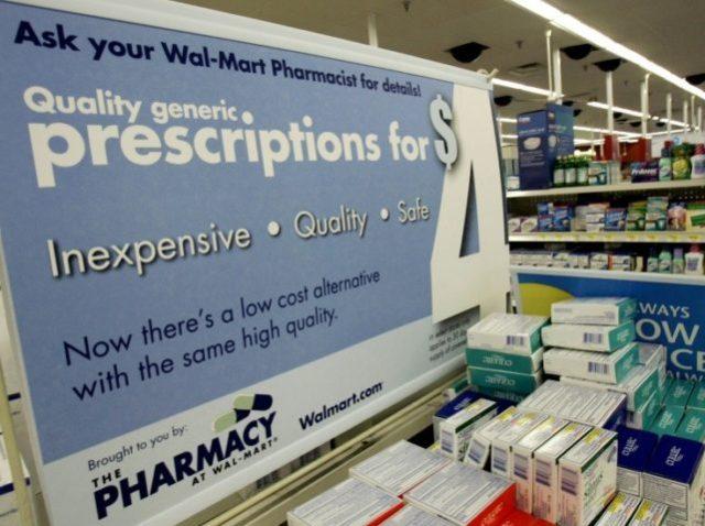 Walmart in talks to buy insurer Humana: report