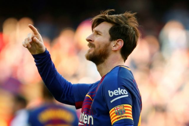 Lionel Messi is not fully fit as Barcelona head to Sevilla on Saturday looking to extend their unbeaten league run to 30 games