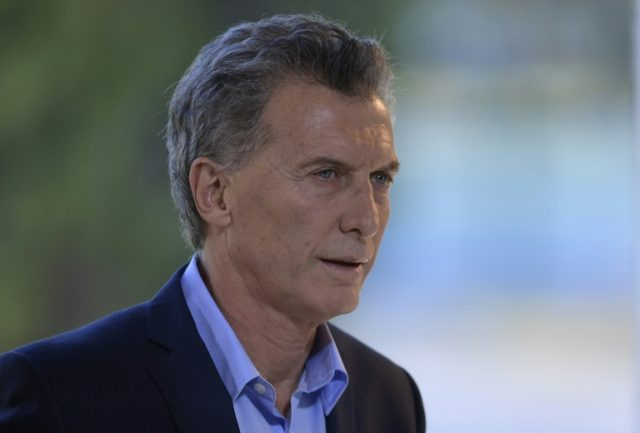 Argentina President Mauricio Macri said Juan Jose Aranguren had made financial sacrifices to take on the job of minister in his center-right government in 2015