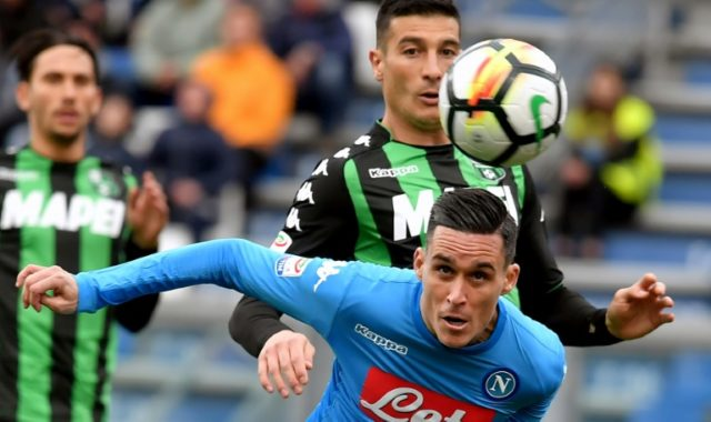 Napoli missed the chance to pile the pressure on Juventus after being held by Sassuolo