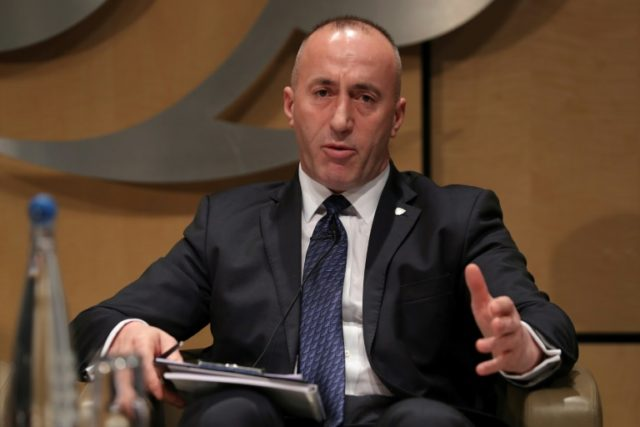 Kosovo Prime Minister Ramush Haradinaj told reporters after an emergency meeting of his national security council that he has dismissed interior minister Flamur Sefaj and intelligence chief Driton Gashi over their involvement in the operation