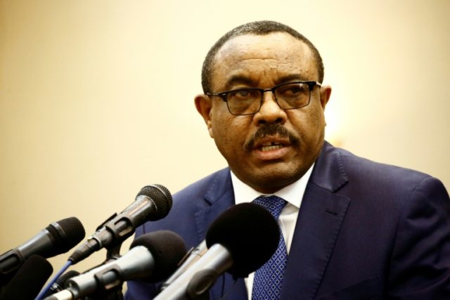 Ethiopia's Hailemariam Desalegn resigned as prime minister after two years of anti-government protests
