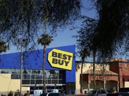 Best Buy same-store sales surge, tops 4Q expectations
