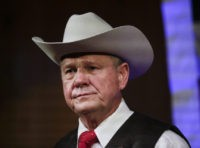 Roy Moore Says He's Running for Senate Again in Alabama