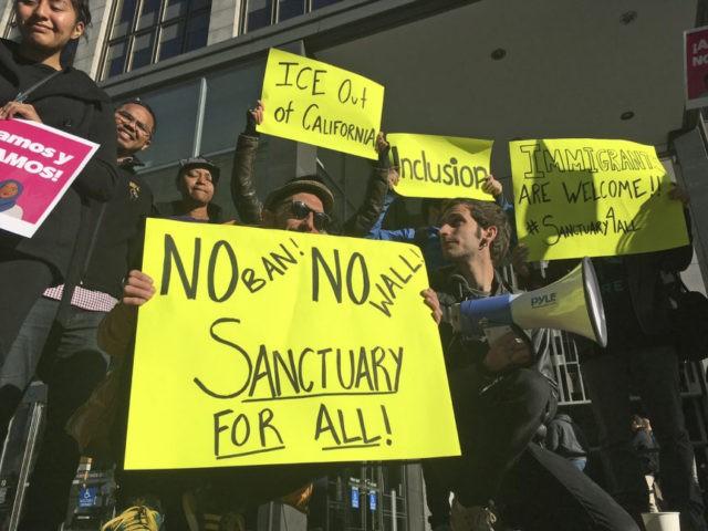 Judge won't order grant award in California immigration suit
