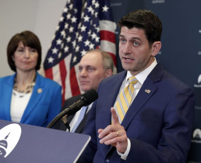 Paul Ryan, Cathy McMorris Rodgers, Steve Scalise
