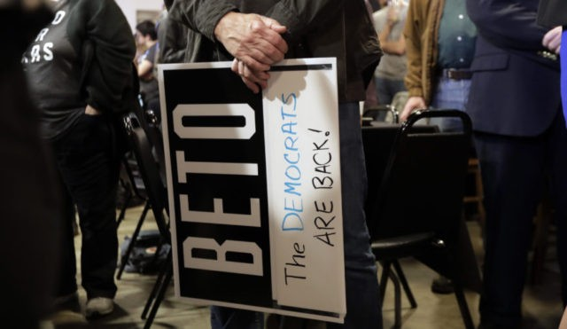 Democrats turnout highest in 16 years in Texas primary