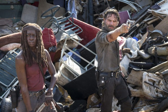 'The Walking Dead' has worst showing in many years