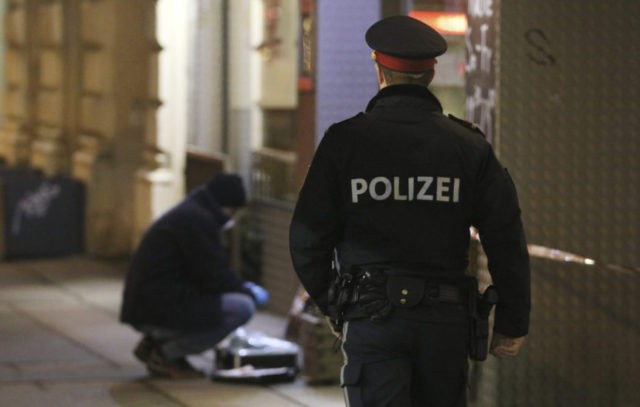 Police: At least 3 people injured in knife attack in Vienna