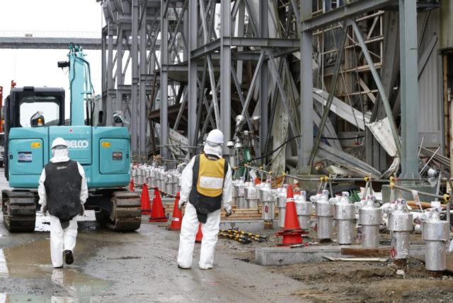 Experts: Fukushima must do more to reduce radioactive water