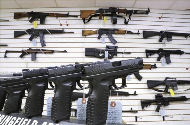 2nd Amendment Foundation Files Suit Against Illinois 'Assault Weapons' Ban
