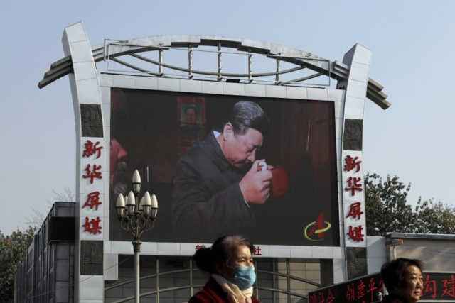 5f154147bab3 Beijing's Censorship Push Failing as Xi Jinping's Incompetence Becomes Focus  of Protests
