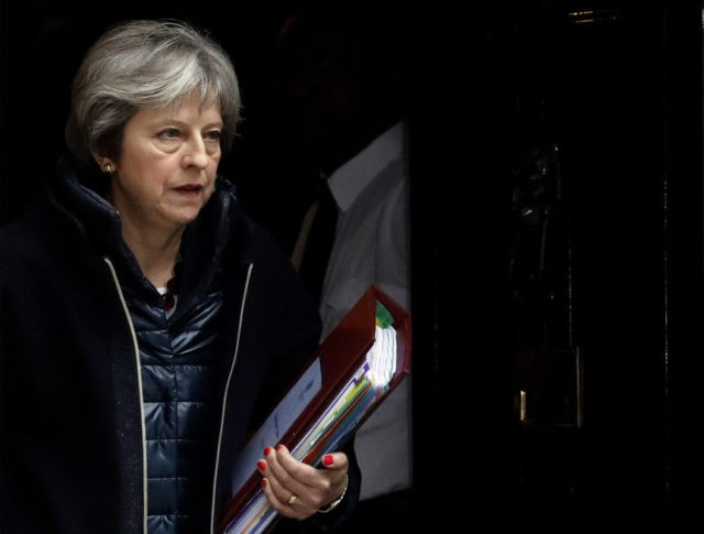 UK expels 23 Russian diplomats over spy poisoning