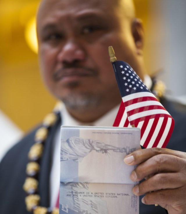 Residents of US territory American Samoa sue for citizenship