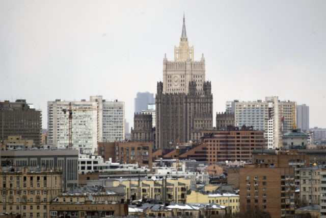 Pressure builds on Moscow over Russian diplomat expulsions