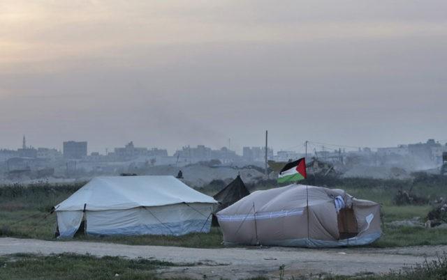 Hamas prepares for mass rallies along Gaza-Israel border