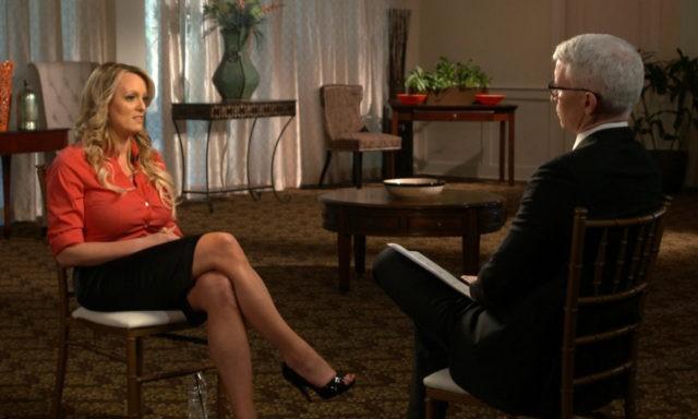 Raising stakes, attorney for porn star seeks Trump testimony