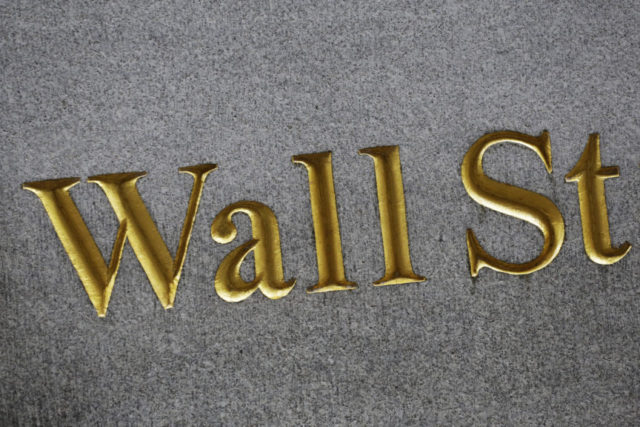 US stocks solidly higher in afternoon trading; oil rising