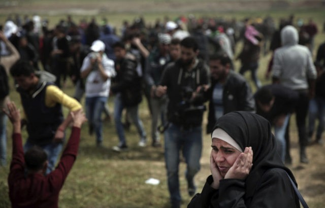 The Latest: UN Security Council to meet on clashes in Gaza