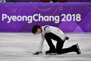 Olympic figure skater Yuzuru Hanyu withdraws from world championships